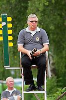 18-08-10, Tennis, Amstelveen, NTK, Nationale Tennis Kampioenschappen, Umpire Sakkers