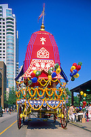 Chariot Parade and Festival of India