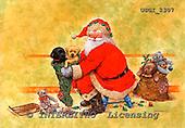 GIORDANO, CHRISTMAS SANTA, SNOWMAN, WEIHNACHTSMÄNNER, SCHNEEMÄNNER, PAPÁ NOEL, MUÑECOS DE NIEVE, paintings+++++,USGI2307,#X#
