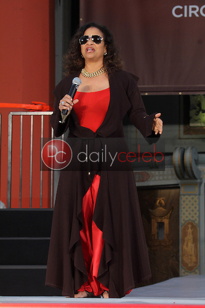 Debbie Allen<br /> at Michael Jackson Immortalized at Grauman's Chinese Theatre, Hollywood, CA 01-26-12<br /> David Edwards/DailyCeleb.com 818-249-4998