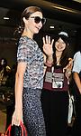 Miranda Kerr, Sep 07, 2012 : Miranda Kerr, Tokyo, Japan, September 7, 2012 : Model Miranda Kerr arrives at Narita International Airport in Chiba prefecture, Japan on September 7, 2012.