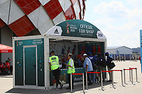 Fan Shop am Spartak Stadion - 19.06.2018: Polen vs. Senegal, Gruppe H, Spartak Stadium Moskau