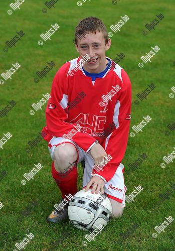 2011-08-14 / Voetbal / seizoen 2011-2012 / Elzestraat / Tim Jacobs..Foto: mpics