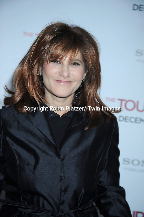 """Amy Pascal at The World Premiere of """"The Tourist"""" on December 6, 2010 at The Ziegfeld Theatre in New York City. The film stars Angelina Jolie and Johnny Depp."""