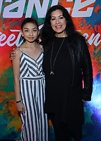 "LOS ANGELES - JUNE 3: Julia Garcia and Doriana Sanchez attend FOX's ""So You Think You Can Dance"" Sweet Sixteen Live Tweet Premiere Party at The Sayers Club  on June 3, 2019 in Los Angeles, California. (Photo by JC Olivera/FOX/PictureGroup)"