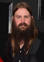 NEW YORK - JANUARY 28:  Chris Stapleton at the 60th Annual Grammy Awards at Madison Square Garden on January 28, 2018 in New York City. (Photo by Scott Kirkland/PictureGroup)