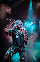 Rob Zombie at Mayhem Fest 2013 in Atlanta, GA.