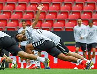 Serge Gnabry (Deutschland Germany) - 10.06.2019: Abschlusstraining der Deutschen Nationalmannschaft vor dem EM-Qualifikationsspiel gegen Estland, Opel Arena Mainz