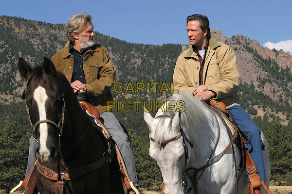 KRIS KRISTOFFERSON & CHRIS COOPER.in Silver City.*Editorial Use Only*.www.capitalpictures.com.sales@capitalpictures.com.Supplied by Capital Pictures.