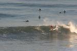Surfing Encinitas