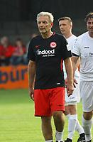 Eintracht Legende Charly Körbel - 16.05.2018: SCV Legenden gegen Eintracht Frankfurt Traditionsmannschaft, Sportfeld Süd Griesheim