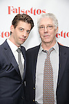 Christian Boyle and Michael Pupert attends the Opening Night After Party for 'Falsettos'  at the New York Hilton Hotel on October 27, 2016 in New York City.