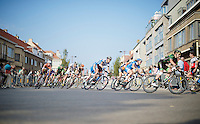 peloton driveby<br /> <br /> stage 2<br /> Euro Metropole Tour 2014 (former Franco-Belge)