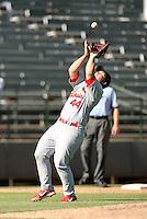 Brett Wallace / Peoria Saguaros 2008 Arizona Fall League..Photo by:  Bill Mitchell/Four Seam Images
