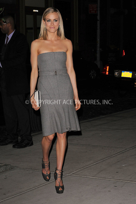 WWW.ACEPIXS.COM . . . . . .April 19, 2012...New York City....Taylor Schilling arriving to the Cinema Society & Men's Health screening of 'The Lucky One' at the Crosby Street Hotel on April 19, 2012 in New York City....Please byline: KRISTIN CALLAHAN - ACEPIXS.COM.. . . . . . ..Ace Pictures, Inc: ..tel: (212) 243 8787 or (646) 769 0430..e-mail: info@acepixs.com..web: http://www.acepixs.com .