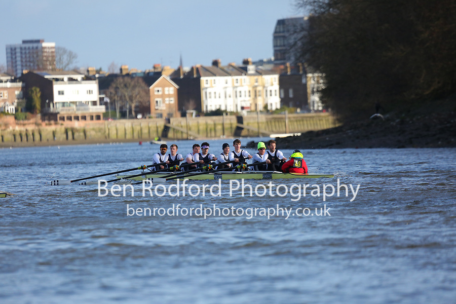 Crew: 49   London (Meredith)   Op Inter<br /> <br /> Quintin Head 2019<br /> <br /> To purchase this photo, or to see pricing information for Prints and Downloads, click the blue 'Add to Cart' button at the top-right of the page.