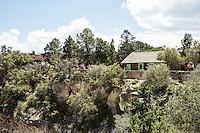 Bright Angel Lodge, Grand Canyon, South Rim, Arizona.