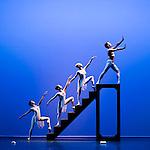 "English National Ballet. ""Ballet Russes"" season at Sadlers Wells Theatre. ""Apollo""."