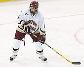Anthony Aiello - The Boston College Eagles defeated Northeastern University Huskies 5-3 on Saturday, November 19, 2005, at Kelley Rink in Conte Forum at Chestnut Hill, MA.