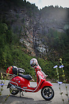 My Vespa Adventures Canadian West Day 1. Photo Credit: Sergei Belski