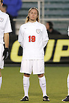 11 December 2009: Virginia's Ari Dimas. The University of Virginia Cavaliers defeated the Wake Forest University Demon Deacons 2-1 after overtime at WakeMed Soccer Stadium in Cary, North Carolina in an NCAA Division I Men's College Cup Semifinal game.