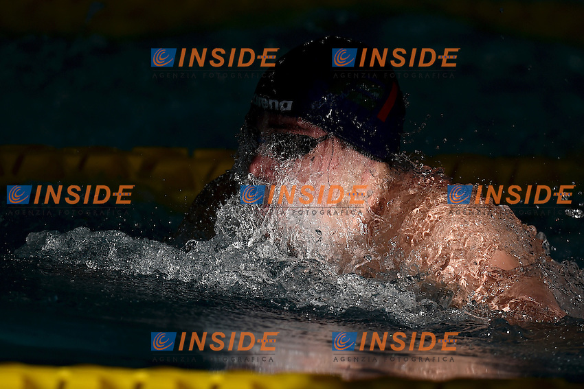 Fabio SCOZZOLI Esercito 50m Rana Uomini <br /> Riccione 19-12-2014 Stadio del Nuoto, Campionati Italiani Assoluti Invernali 2014 Nuoto <br /> Photo Andrea Staccioli/Deepbluemedia/Insidefoto