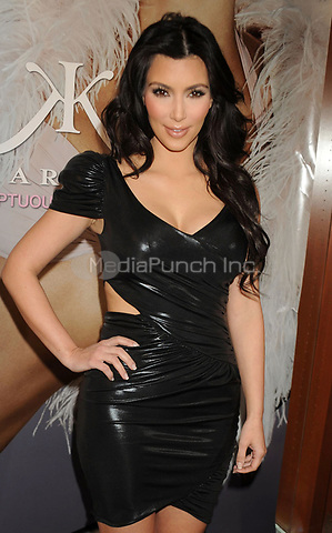 NEW YORK - FEBRUARY 15: TV personality Kim Kardashian promotes the launch of her new 'Kim Kardashian' fragrance at Sephora on February 15, 2010 in New York City.<br /> <br /> <br /> People:   Kim Kardashian<br /> <br /> Transmission Ref:  MNC1<br /> <br /> Hoo-Me.com/ MediaPunch
