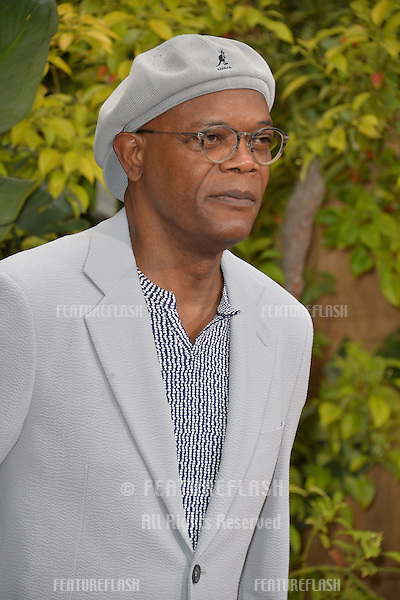 LOS ANGELES, CA. June 27, 2016: Actor Samuel L. Jackson at the world premiere of &quot;The Legend of Tarzan&quot; at the Dolby Theatre, Hollywood.<br /> Picture: Paul Smith / Featureflash