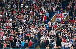 Sheffield Utd fans during the championship match at St Andrews Stadium, Birmingham. Picture date 21st April 2018. Picture credit should read: Simon Bellis/Sportimage