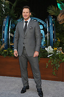 LOS ANGELES, CA - JUNE 12: Chris Pratt at Jurassic World: Fallen Kingdom Premiere at Walt Disney Concert Hall, Los Angeles Music Center in Los Angeles, California on June 12, 2018. Credit: Faye Sadou/MediaPunch