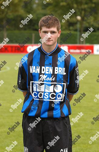 Glen Franssen , K. Rupel Boom FC