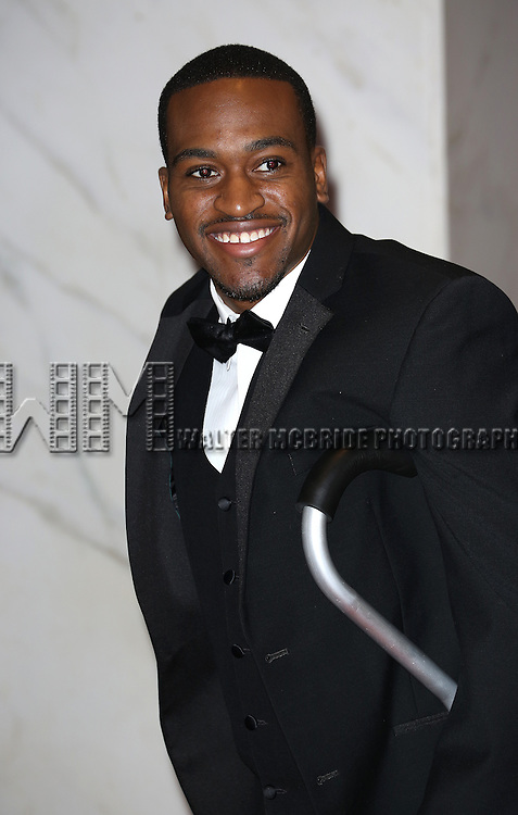 Kevin Ware  attending the  2013 White House Correspondents' Association Dinner at the Washington Hilton Hotel in Washington, DC on 4/27/2013