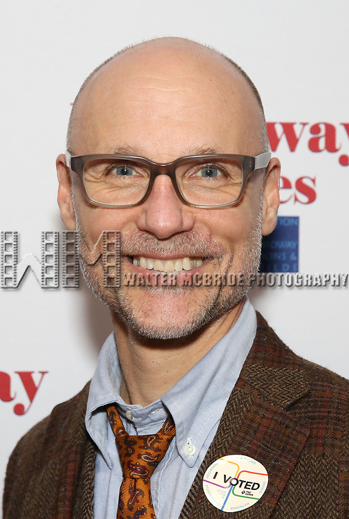 William Cantler attends The Broadway League and the Coalition of Broadway Unions and Guilds (COBUG) presents the 9th Annual Broadway Salutes at Sardi's on November , 2017 in New York City.