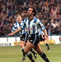 Sheffield Wednesday v Newcastle 1998