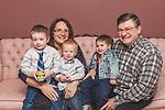 Lawton 2018 Family Photos