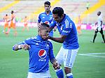 Millonarios venció como local 4-1 a Envigado. Fecha 16 Liga Águila II-2016.
