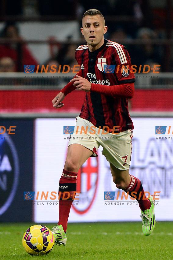 Jeremy Menez Milan<br /> Milano 23-11-2014 Stadio Giuseppe Meazza - Football Calcio Serie A Milan - Inter. Foto Giuseppe Celeste / Insidefoto