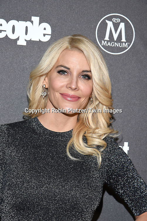 McKenzie Westmore attends the Entertainment Weekly &amp; PEOPLE Magazine New York Upfronts Celebration on May 16, 2016 at Cedar Lake in New York, New York, USA.<br /> <br /> photo by Robin Platzer/Twin Images<br />  <br /> phone number 212-935-0770