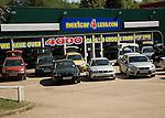 nextcar4less.com car used car sales forecourt, Sudbury, Suffolk, England