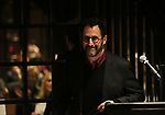 Tony Kushner during the 2019 DGF Madge Evans And Sidney Kingsley Awards at The Lambs Club on March 18, 2019 in New York City.