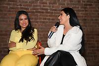 NOVA YORK, EUA, 31.08.2019 - BRAZILIAN-DAY - Simone e Simara durante coletiva de imprensa do BR Day Brazilian Day em Nova York neste sabado, 31. (Foto: Vanessa Carvalho/Brazil Photo Press)