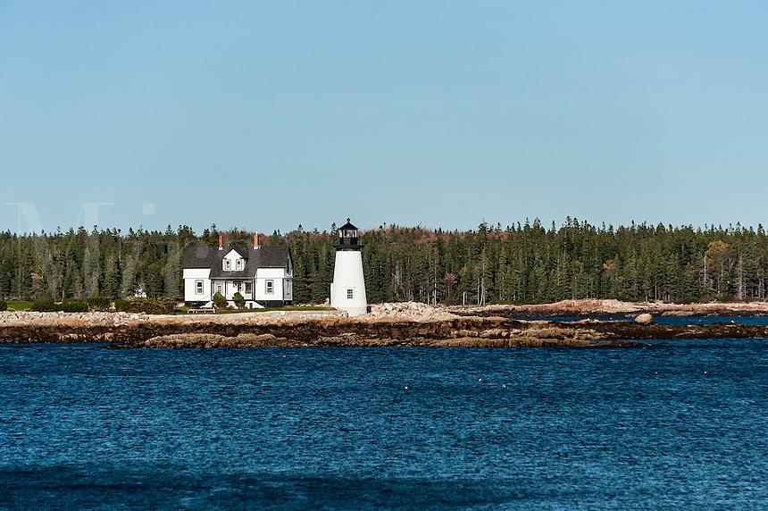 Prospect Harbor Lighthouse, Corea, Maine