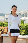 Parker Kennedy Jessica attends Black Sails' photocall at the Monte Carlo Beach Hotel on June 10, 2014 in Monte-Carlo, Monaco.