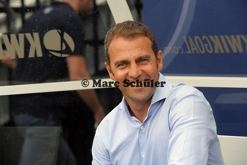 Co-Trainer Hansi Flick (D) - Länderspiel Deutschland gegen Ecuador