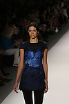 Zang Toi Spring 2014 Fashion Show Held During Mercedes Benz Fashion Week NY