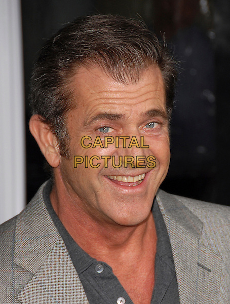 MEL GIBSON.attends Universal Pictures L.A. Premiere of American Gangster held at The Arclight Cinemas in Hollywood, California, USA, October 29 2007..portrait headshot .CAP/DVS.©Debbie VanStory/Capital Pictures