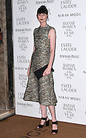LONDON, ENGLAND - OCT 31: Erin O'Connor at Harper's Bazaar annual Women of the Year Awards, which celebrates female high-fliers, at Claridge's on October 31st, 2016 in London, England.<br /> CAP/JOR<br /> &copy;JOR/Capital Pictures /MediaPunch ***NORTH AND SOUTH AMERICA ONLY***