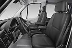 Front seat view of a 2014 Mercedes Benz Sprinter 316CDi MWB 4 Door Combi 2WD Front Seat car photos