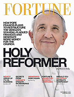 Fortune Magazine Photograph by Stefano Spaziani