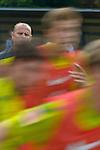 08.07.2010, An der Muehle, Norderney, GER, Trainingslager Werder Bremen 1. FBL 2010 - Day02 im Bild     Thomas Schaaf ( Werder  - Trainer  COACH) Feature davor Wischer Foto © nph / Kokenge
